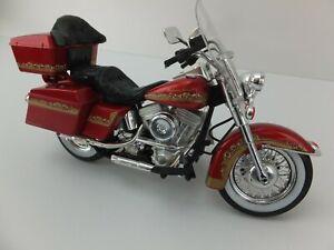 Guiloy Diecast 1:10 Motorcycle AMERICAN CRUISER Custom Harley Davidson