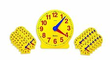 Learning Resources - The Original Big Time Classroom Clock Kit