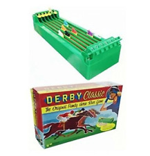 Derby Classic Horse Racing Game Battery Operated