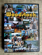 Woodstock 3 days of peace and music - DVD