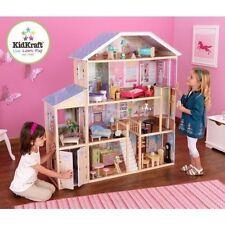 Kidkraft Majestic Mansion Dollhouse 34pc Furniture Pretend Play Girls 65252