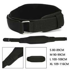 Weight Lifting Belt Gym Training Neoprene Fitness Workout Double Support