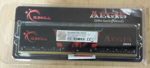 16GB DDR4 RAM PC3200 G.Skill Aegis CL16 1,35 V