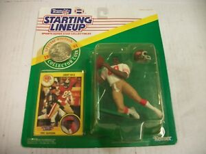 Starting Lineup JERRY RICE (1991) San Francisco 49'ers, NFL