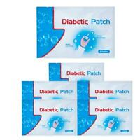 12x/2Bags Diabetic Patch Stabilizes Blood Sugar Balance Glucose  Plaster Ne J4G4