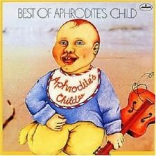 APHRODITE'S CHILD - BEST OF APHRODITE'S CHILD;CD 10 TRACKS ALTERNATIVE ROCK NEW+