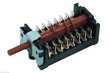 Original Beko Oven Multifunction Selector Switch (6 Position) 263900054