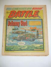 BATTLE   comic 7th November 1981