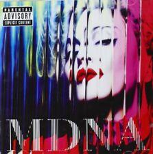 Madonna - MDNA (Deluxe Edition) - U.K. CD album 2012