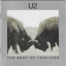 U2 - Best of 1990-2000 (CD 2002) Beautiful Day, Miss Sarajevo, The Fly, Stay