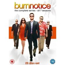Burn Notice The Complete Series 5039036069199 DVD Region 2