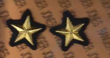 USN NAVY Officer Line Officer Star Dress uniform rank patch set