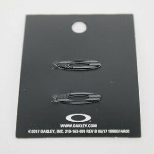 Oakley USA GREY Icon TURBINE ROTOR DOUBLE EDGE DROP POINT STRAIGHTBACK RIDGELINE
