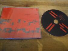CD Indie The Notwist - Pilot (2 Song) Promo CITY SLANG LABELS sc