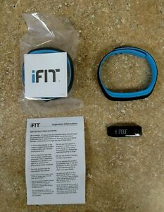 ifit VUE Wireless Activity Tracker Black/Blue