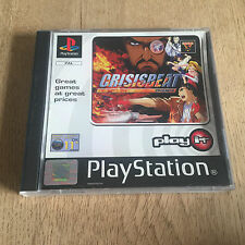 Crisis Beat PS1 Playstation One