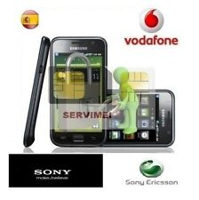 LIBERAR  SONY VODAFONE XPERIA Z Z1 Z2 Z3 U L E  E1 E3 J T T3 P SP, ARC, TIPO...