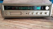Fisher MC-3000 VINTAGE Stereo AM/FM 8 Track Receiver See Description...