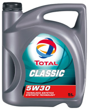 Total CLASSIC 5W30 GB Motor Engine Oil 5 Litre TOT187559