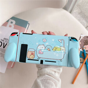Cute Cartoon Sumikkogurashi Nintendo Switch Case soft tpu Shell Protective cover