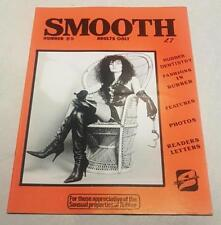 Smooth Magazine From Swish Publications No 89   Latex & Leather Fashion Magazine