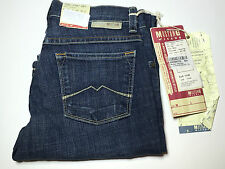 Mustang Jeans Sissy 5-Pocket high waist scratched used W27/L32