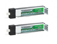 2x Lipo 1S 3,7 200mAh 35~70C Turnigy Nano-Tech, E-FLITE, TINY WHOOP