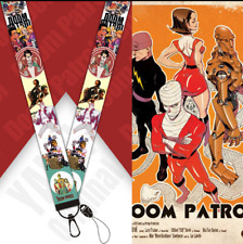 Doom Patrol Mobile Phone Lanyard Keychain Hang Rope Wrist Neck Strap For ID Hold
