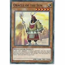 LED5-EN029 Oracle of the Sun   1st Edition Common Card YuGiOh Trading Card Game