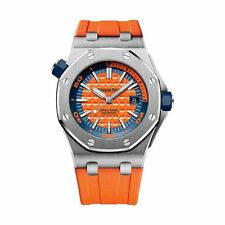 Audemars Piguet Royal Oak Offshore ORANGE Diver Special Ed 15710ST.OO.A070CA.01