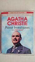 Agatha Christie Poirot Investigates (2 x Audio Cassettes 1989)