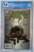 THE NEW AVENGERS #11 2005 Marvel Comics CGC 9.6 NM+ White Pages 1st App Ronin