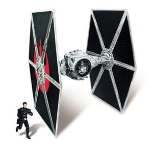 Star Wars Ecliptic Evader Tie Fighter with Figure
