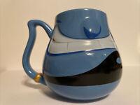 Disney Parks Blue Genie from Aladdin Face Ceramic Mug Cup