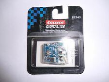 1x Carrera 'kleine Bauform' Digital 132 Decoder 26743 Blinklicht --- Neu in OVP