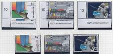 NETHERLANDS MNH+USED 1989 The 150th Anniversary of the Dutch Railways