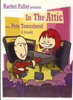 RACHEL FULLER PRESENTS IN THE ATTIC WITH PETE TOWNSEND & FRIENDS (DVD)