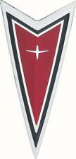 "Oer 499724 1977-1981 Pontiac Firebird Red Front End Crest ""Arrowhead"" Emblem (Fits: Pontiac)"