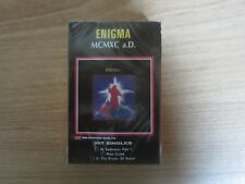 ENIGMA -  MCMXC a.D. Korea Edition Sealed Cassette Tape BRAND NEW RARE