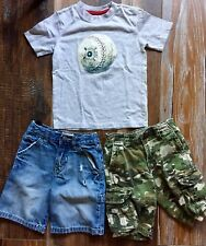GAP, CHILDERN'S PLACE, CHEROKEE 3 Piece LOT Summer Outfits Size 4T