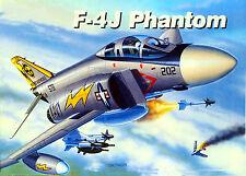 "Vintage (1990) Revell Kit No.4392, ""FLIGHT of the INTRUDER"", F-4J, 1/72, MIB"