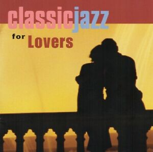 Classic Jazz-for Lovers; 2002 2-CD Set, Vocals, Billie Holiday, Louis Armstrong,