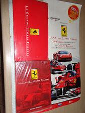 DVD LA GRANDE STORIA FERRARI N° 1 LE VITTORIE MEMORABILI + BOX COFANETTO