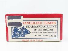 HO Scale Branchline Kit 13111 SAL Seaboard Air Line 40' Box Car #24863