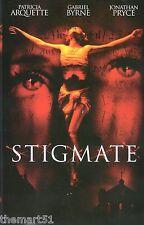 Stigmate (1998) VHS MGM  1a Ed.  Patricia Arquette, Gabriel Byrne