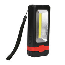 COB USB Solar LED Rechargeable Work Light Magnet Flashlight Torch Lamp