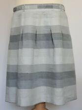 Hippy Toucher Doux Réversible Court Wrap Jupe Zigzag bordure-Taille Unique Jusqu/'à UK 18