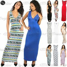 Unbranded V Neck Party Maxi Dresses for Women