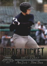 2011 Playoff Contenders Baseball Draft Ticket YOU PICK