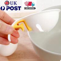 Cute Plastic & Silicone Egg White Separator Egg White Yolk T3